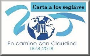 Carta a los seglares.Bicentenario JM