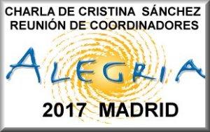 La Alegría - Cristina Sánchez