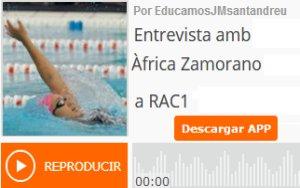 Àfrica Zamorano als JJOO