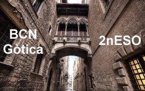 Barcelona Gòtica 2n ESO