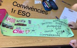 Convivències 1r ESO a Sant Pacià